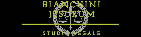 Studio legale Bianchini Jesurum 600x160