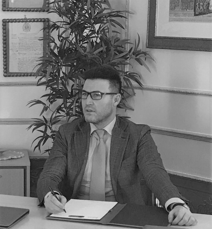 Avvocato Professor Luca Ripoli