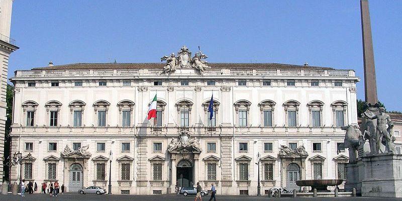 sede della Corte Costituzionale